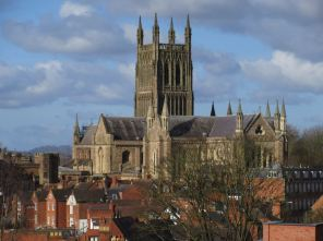 Worcester Cathedral Photo LR
