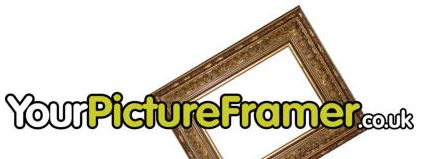 Your picture framers Logo