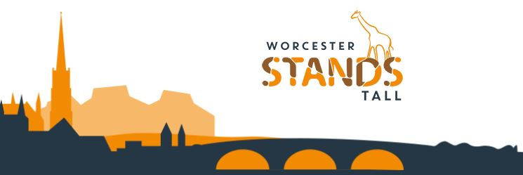 Worcester Stands Tall Logo II