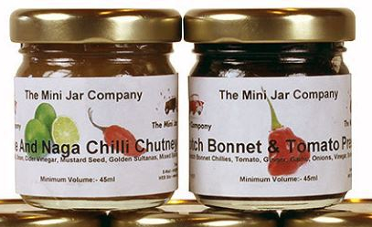 The Mini Jar Company