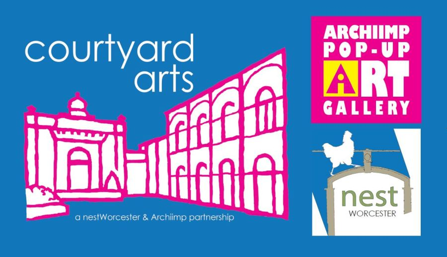 Courtyard Arts Logo