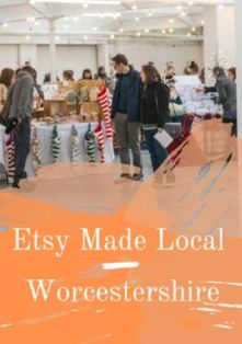 ETSY made local logo