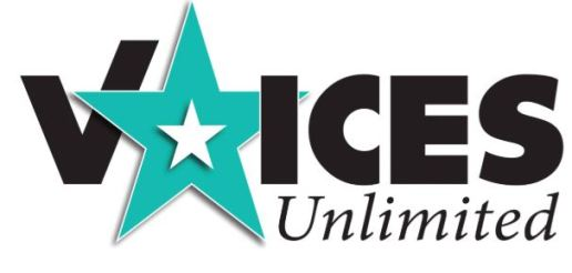 Voices unlimited logo