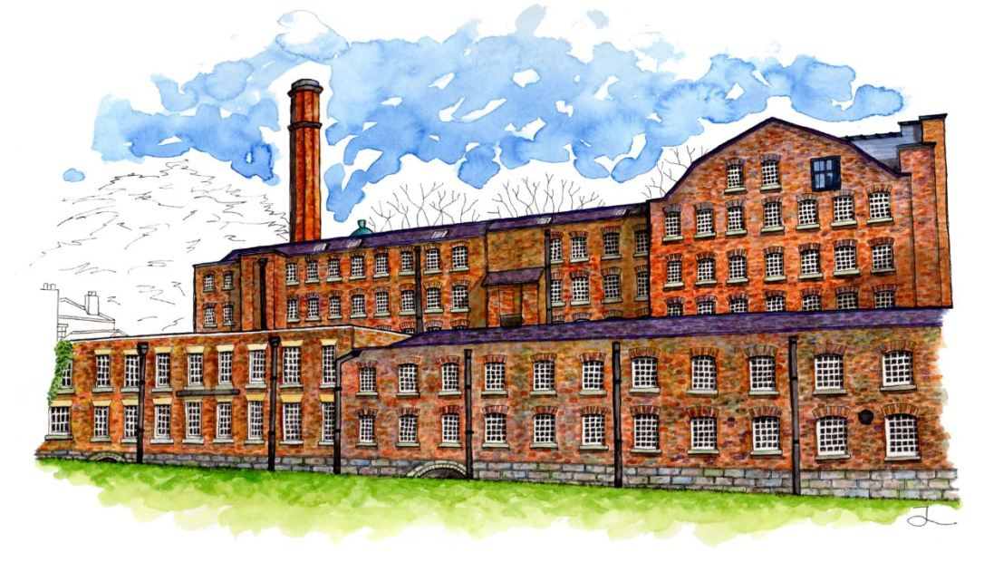 Quarrybank Mill
